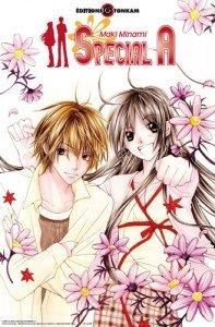 Spécial ASpécial A dans Mangas poster-special-a-197x300