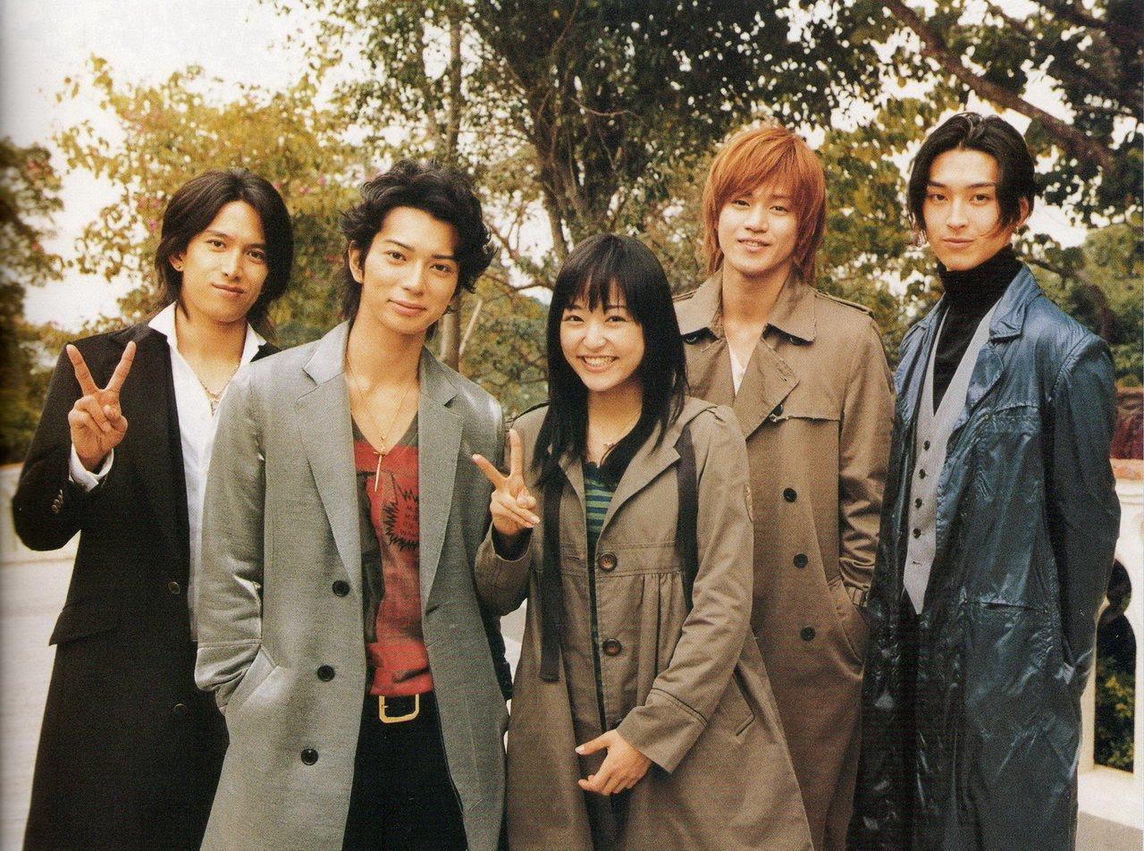 J Drama Delightful hana yori dango (boys over flowers) | once upon a time asia